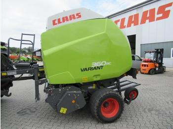 Claas VARIANT 360 RC PRO - round baler
