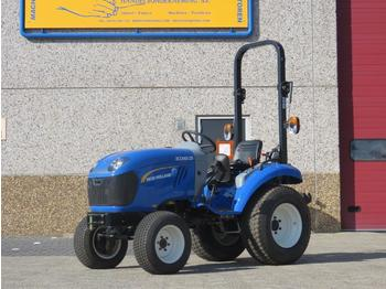 New Holland Boomer 25 - wheel tractor