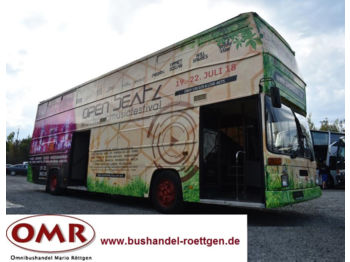 Double-decker bus MAN SD 202 Cabrio/Sightseeing/Eventbus/neuer Motor