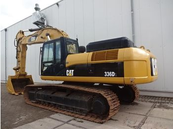 Crawler excavator CATERPILLAR 336 DL