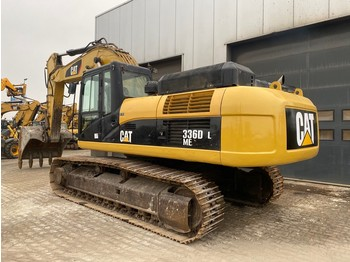 Crawler excavator Caterpillar 336DL ME