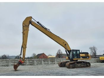 Crawler excavator Caterpillar 336 DL LONG REACH 18 M, system 3D TOPCON: picture 1