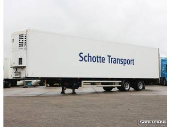 Jumbo TO 200.S4 STUUR AS THERMO KING SL-200 2500KG KLEP - refrigerator semi-trailer