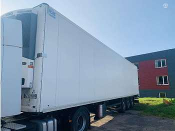 Schmitz THERMO KING SLX FRANCE  - refrigerator semi-trailer