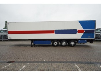 Van Eck 3 AXLE FRIGO TRAILER WITH MEATHOOKSYSTEM - refrigerator semi-trailer