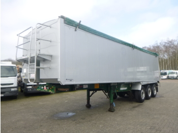 Tipper semi-trailer Fruehauf Tipper trailer alu 52 m3