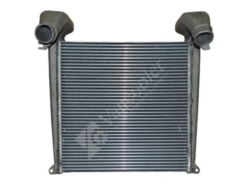 MAN L2000 - intercooler
