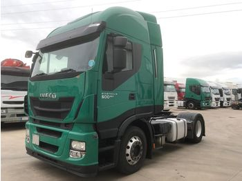 Tractor unit IVECO STRALIS AS440S50 HIWAY