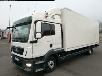 Box truck MAN TGL 12.250 4x2 BL