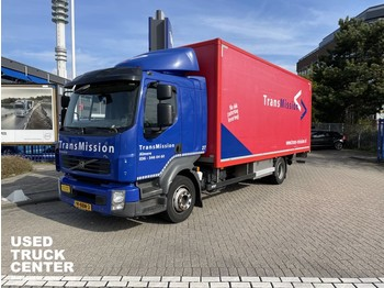 Volvo FL 240 4x2 Rigid Closed Box Euro 5 - box truck