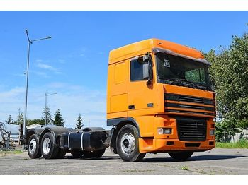 DAF 95 XF 380 - cab chassis truck