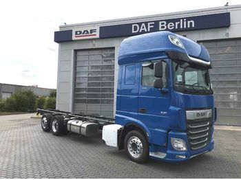 Cab chassis truck DAF XF 530 FAN SSC, Low Deck, MX Engine Brake, EURO