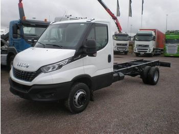 Cab chassis truck IVECO Daily 72 C 21