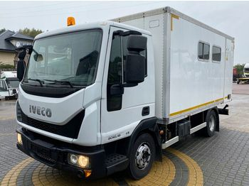 IVECO EUROCARGO 80EL18 SERWIS MOBILNY / MOBILE SERVICE - cab chassis truck