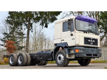 MAN 27.463 - cab chassis truck