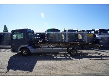 Cab chassis truck Mercedes-Benz ATEGO 815 CHASSIS 281.000KM