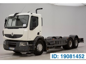 Cab chassis truck Renault Premium 370 DXi - 6x2