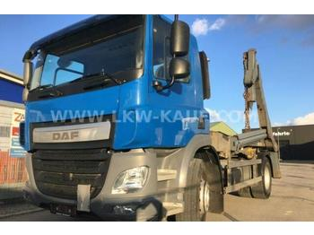 DAF CF 290 FA Meier-Ratio PAK 13 M  - cable system truck