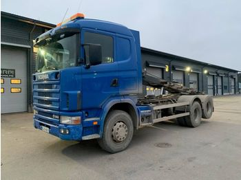 Cable system truck SCANIA R164