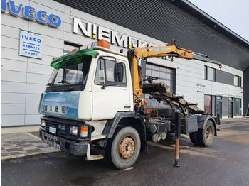 Cable system truck SISU SK171VK