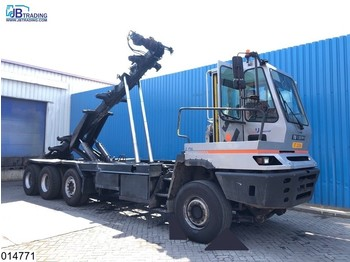 Cable system truck Terberg YT 1852 8x4, 25628 Hours, Airco