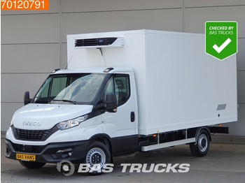 Iveco Daily 35S18 3.0 180PK Koelwagen -20 Vries Dag / Nacht 230V Carrier 17m3 A/C Cruise control - refrigerated van