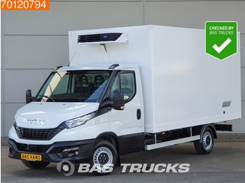 Iveco Daily 35S18 3.0 Koelwagen -20 Vries Dag/Nacht 230V Carrier Airco 17m3 A/C Cruise control - refrigerated van